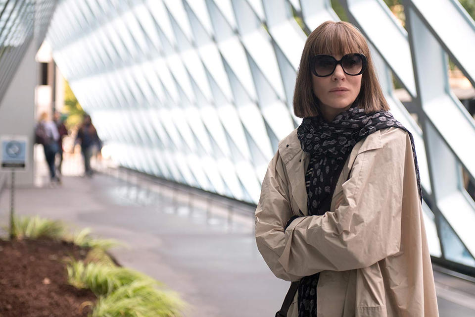 A still from Where'd You Go Bernadette