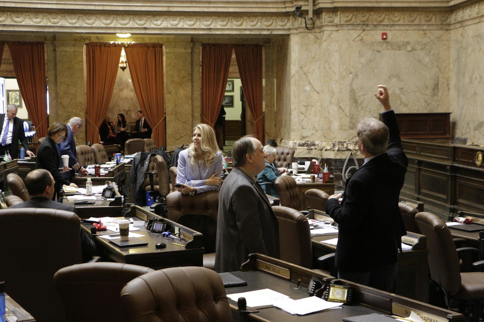 WA lawmakers reverse affirmative action ban, pass budget and
