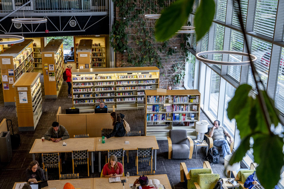 More Than Books The Case For Ping Seattle S Library Levy