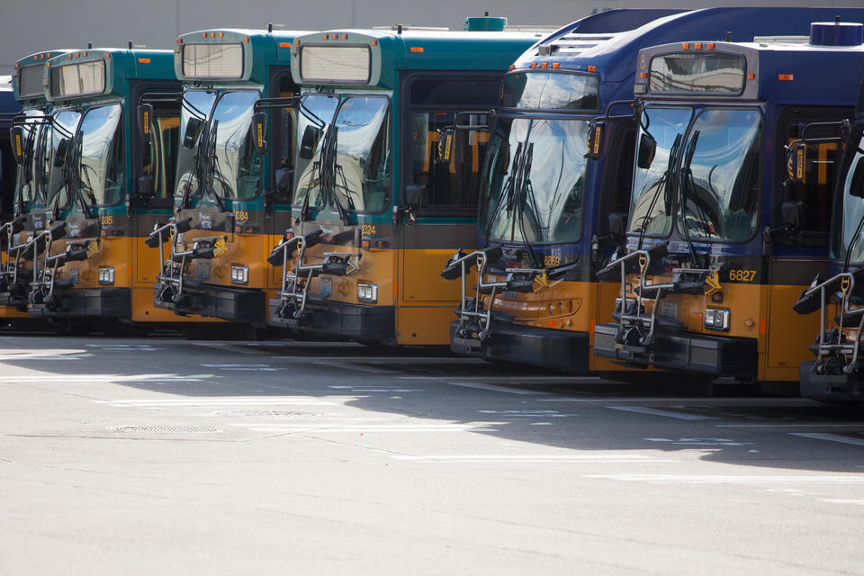 5 ways to make Seattle traffic less terrible   Crosscut