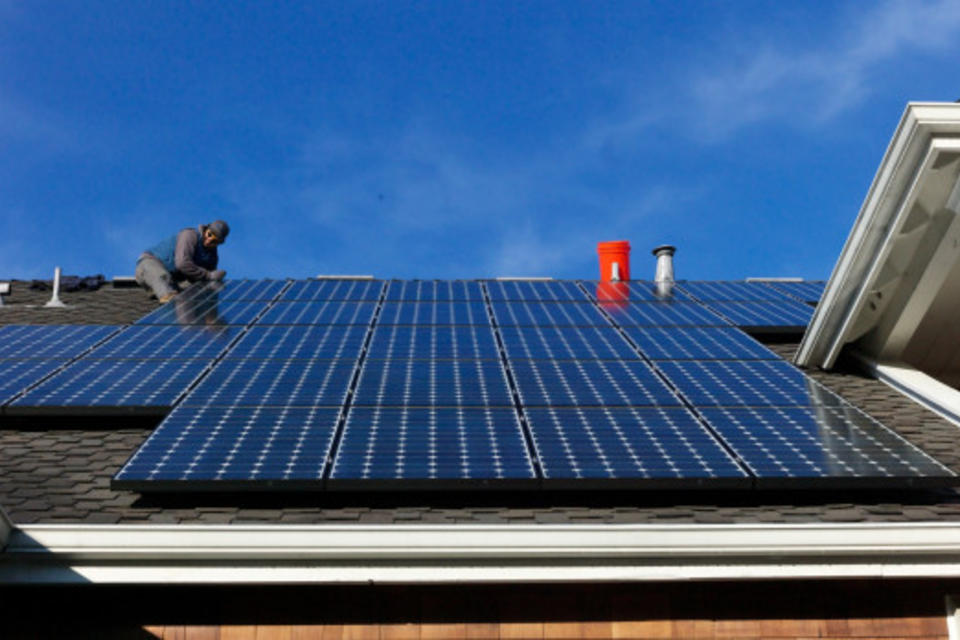 Rooftop solar is a booming industry. But some consumer watchdogs worry there are too few protections against bad actors.
