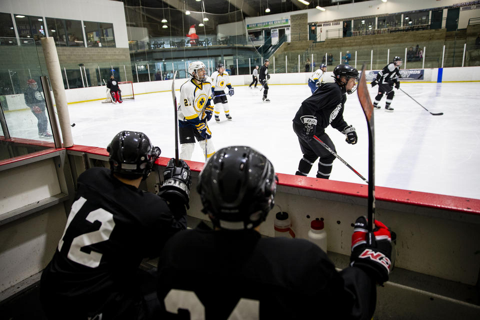 Could Nhl In Seattle Spark An Amateur Hockey Boom Crosscut